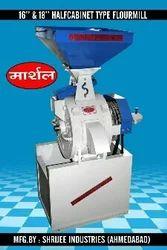 Half Cabinet Milling Machine
