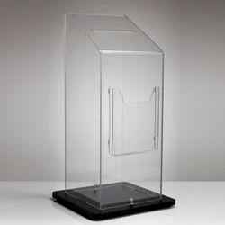 Floorstanding Suggestion Box