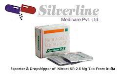Nitract SR 2.5 Mg Tab
