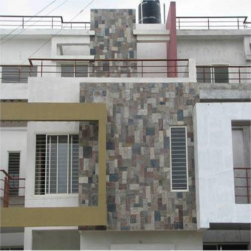 Front Elevation With Tiles : Tiles design for home front and style