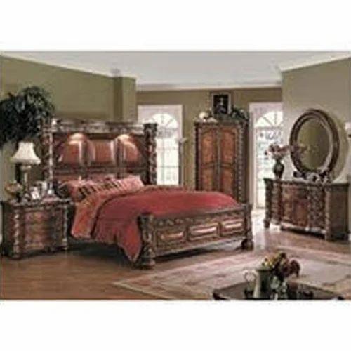 Bedroom Set - Fancy Bedroom Set Manufacturer from Coimbatore
