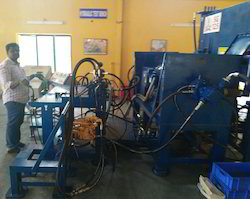 Pump And Motor Testing Hydraulic Test Bench