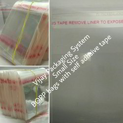 BOPP Bags with Self Adhesive Tapes