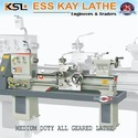 Medium Duty all Geared Lathe