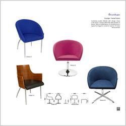 Lounge Chair / Swivel Series Urban 01 / Viesta 01Viesta 02