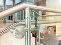 Fully Stainless Steel Glass Railing