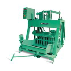 Global 1060-G Hydraulic Concrete Block Making Machine