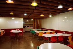 Canteen Interior Design