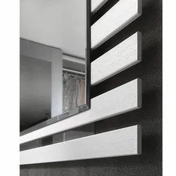 Particolare Venice Bianco Bathroom Mirror