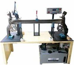 Automotive Leakage Testing Machine For Fuel Neck