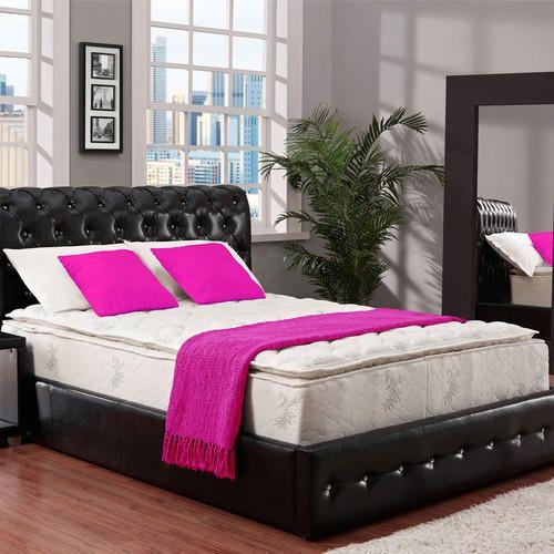 Dreamzee Pocket Spring Pillow Top Mattress