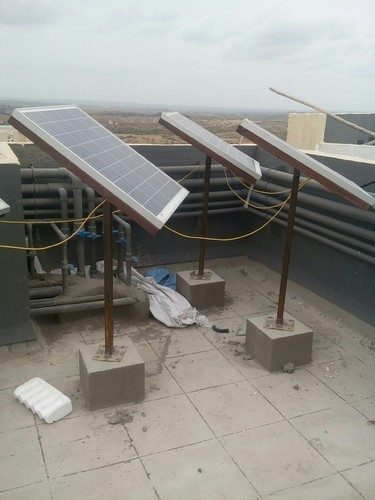 Iron Stands Solar Panel Stand Manufacturer From Pune
