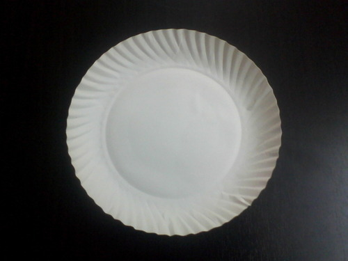 Disposable Paper Plate. Disposable Paper Plate & Paper plate - Wrinkle Plates Manufacturer from Chennai