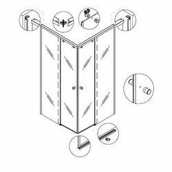 Sliding Shower System