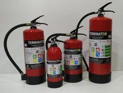 ABC Dry Powder Stored Pressure Type Fire Extinguisher