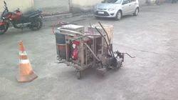 Semi Automatic Road Marking Machine
