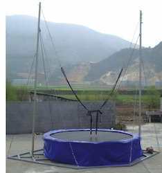 Bungee Jumping Trampoline