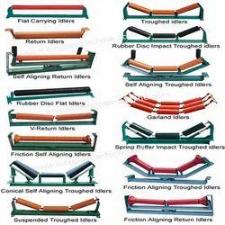 Conveyor Idlers Rollers