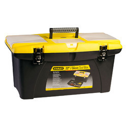 Stanley 5 Tray Cantilever Box with Double Handle STST73595-