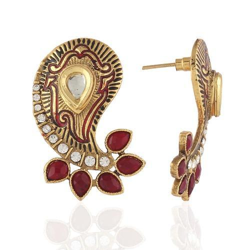Charlotte Gere Victorian Earrings
