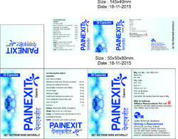 Ayurvedic Pain Relief Capsules