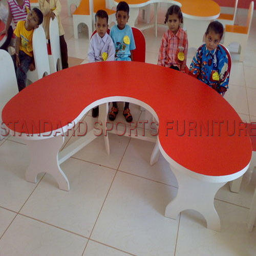 Red Telephone Table