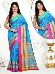 Art Cotton Silk Saree