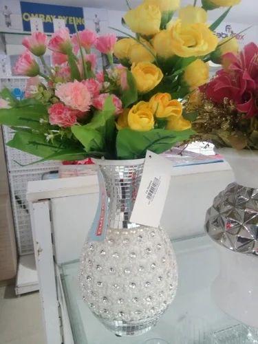 Decorative Flower Vase Drinking Glasses Wholesaler From Chennai