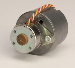 Miniature Stepper Motor With Off Centre Gearheads.