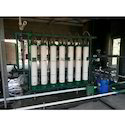 Industrial Ultrafiltration Plant