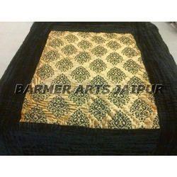 Bed Cover Brasso Velvet