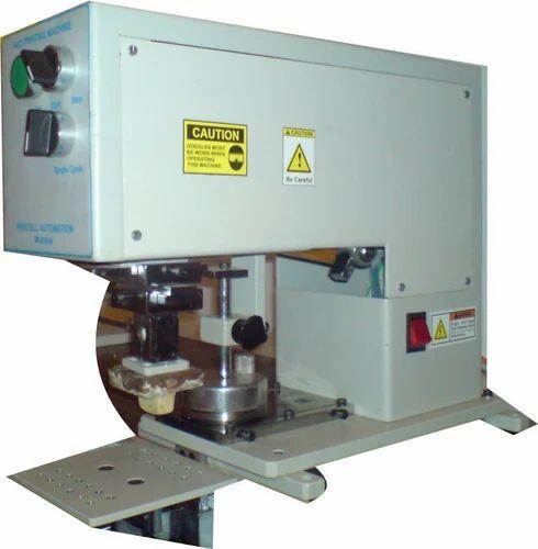60 Motorized Pad Printing Machine