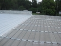 Metal Roof Insulation Panel