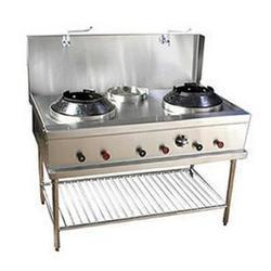 Two- Burner Chainse Cooking Range