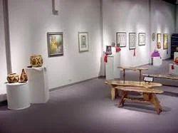 Exhibition Management Service