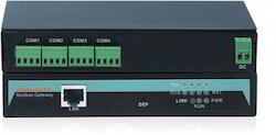 RS-232 4-Port to Ethernet Modbus