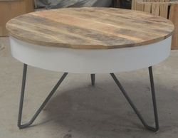 Industrial Coffee Table - Industrial Furniture