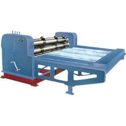 Combined Rotary Creaser Slotter Machines