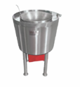 Circular Direct Heat Fryer