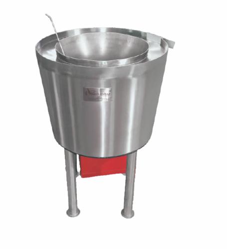 Circular Direct Heat Fryer