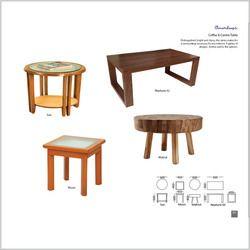15Coffee & Center Table  Neptune 02  / Sun  / Walnut /  Moon