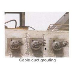 Cable Duct Grouting