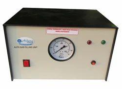 Digital Bomb Calorimeter Auto Gas Filing Unit