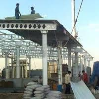 Commercial Fabricated Shed