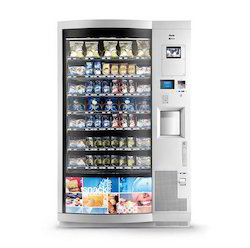 Credit & Debit Card Smart Food Court Vending Machine