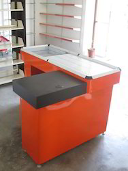 Retail Store Check out Counter