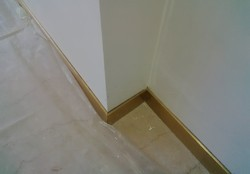 Color Stainless Steel Skirting
