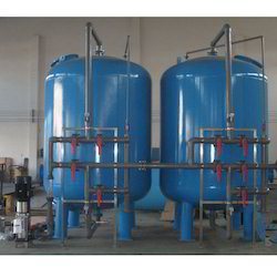 Water Treatment Plant Fabrication