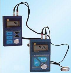 precise coating thickness gauge non ferrous tt 100