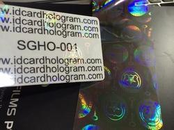 Holographic Anti Fake Film